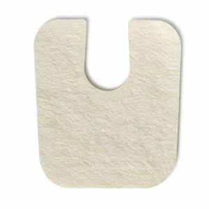 Horseshoe felt pad - vilt - tailor's bunion - drukpunt - knobbel - achillespees - hallux valgus - Fresco - FeetinMotion