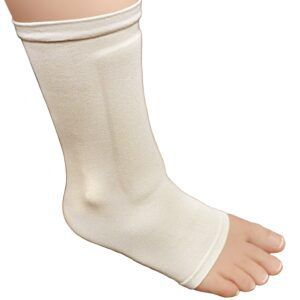 Shin protector sleeve - sheenbeen bescherming - silicone bescherming - silicone - scheenbeen - skiën - fresco - feetinmotion