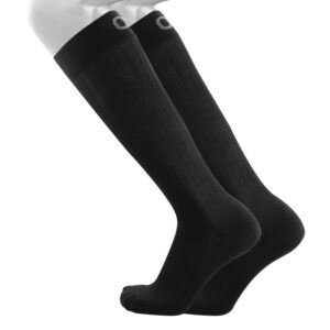 Travel kniekousen - reis kousen - sokken - spatarders - vliegtuig - vakantie - OS1st - Feet in Motion